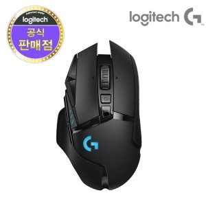 [로지텍코리아] G502 Wireless 무선 게이밍마우스