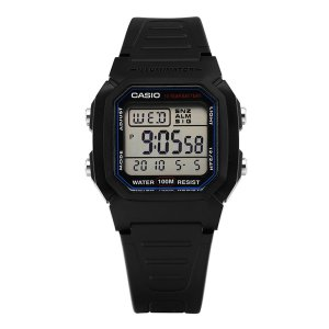 CASIO 카시오 W-800H-1AVDF (W-800H-1A) 디지털