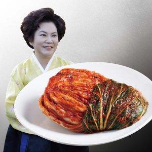 대한민국 식품명인명장 김순자 포기김치 5kg