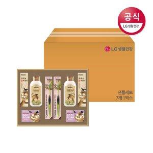 [추석특별] LG생활건강 명절선물세트 까치와 호랑이 M 7개 1박스
