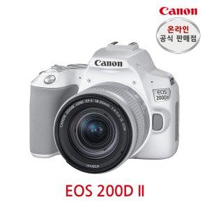 [10% 카드할인] (캐논총판)EOS 200D II 18-55mm IS STM KIT
