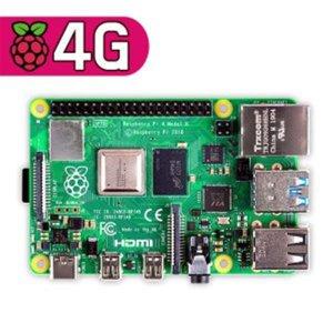 라즈베리파이4 (Raspberry Pi 4 Model B)4GB + 방열판