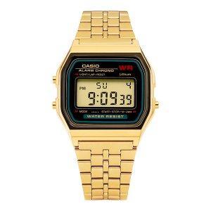카시오(CASIO) 시계 A159WGEA-1DF / 남녀공용시계
