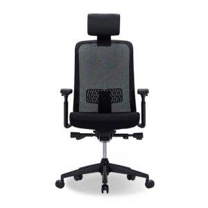 프레토 메쉬 의자(헤드레스트형)