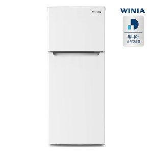 공식 144L 2도어 냉장고 원룸 오피스텔 EKRB151CDW