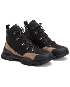 Aquatalia Fernando Leather Hiker