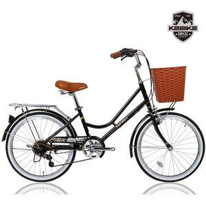 2020 K2BIKE 클래식 여성용자전거 스와니 22형 7단