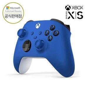 Xbox 블루투스 컨트롤러 신형 4세대 쇼크블루