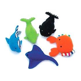 펫모닝 바닐린향 바다토이 [PMD-140](랜덤) 강아지장난감