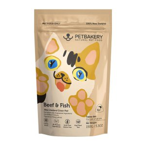 펫베이커리 동결건조 소고기 고양이사료 150g
