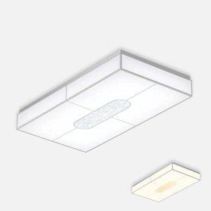 LED 거실등 로스터 50W 직사각