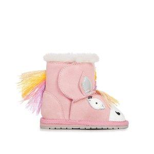 EMU 이뮤 매지컬 유니콘 워커 페일 핑크 B12409PP
