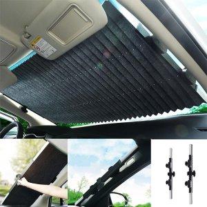 차량용 햇빛가리개 접이식 커튼 차창문가리개 차박용