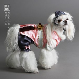 [수공예] 설난 마고자 왕자한복