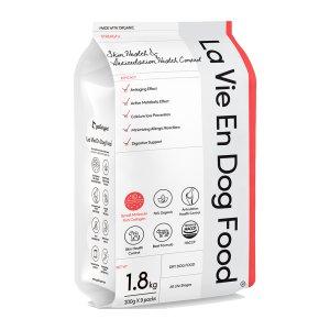 라비앙 독 소고기 유기농사료 1.8kg