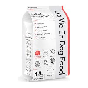 라비앙 독 소고기 유기농사료 4.8kg