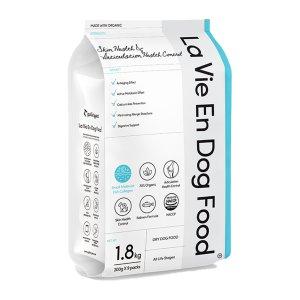 라비앙 독 연어 유기농사료 1.8kg