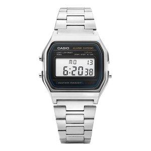 카시오(CASIO) 시계 A158WA-1DF / 디지털 메탈시계
