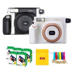 인스탁스 와이드300 즉석카메라+필름100장+감성키트