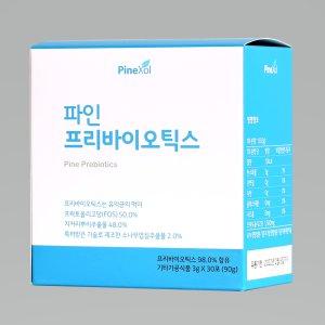 뉴트라팜 파인 프리바이오틱스 3g x 30포 유산균먹이