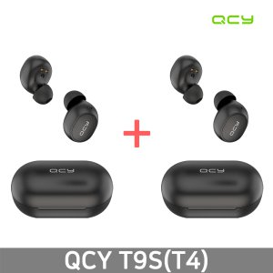 QCY T9S(T4) 1+1 /블루투스5.0/APP 연결/팝업기능