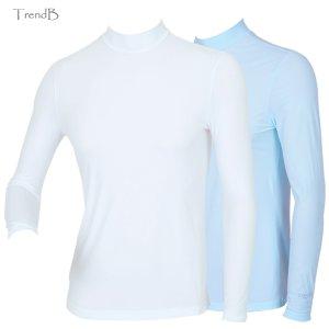 남성 골프 이너웨어 긴팔 상의 냉감티셔츠