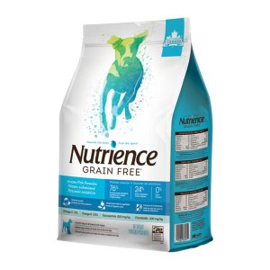 [유통기한 2020-10-15] 뉴트리언스 저혈당 그레인프리 독 오션피쉬 5kg