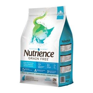 [유통기한 2020-12-07] 뉴트리언스 저혈당 그레인프리 오션피쉬 캣 1.13kg