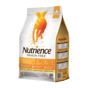 [유통기한 2020-10-15] 뉴트리언스 저혈당 그레인프리 독 치킨&칠면조 5kg