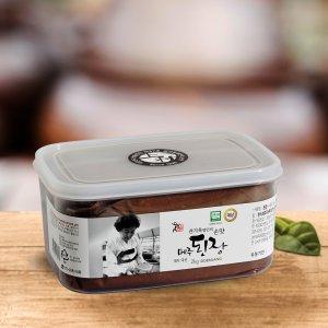 [농할쿠폰20%] 식품명인 권기옥 웃말 메주 된장 2kg