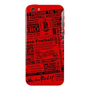 [티켓MD샵][대한축구협회] 휴대폰케이스 (RED)
