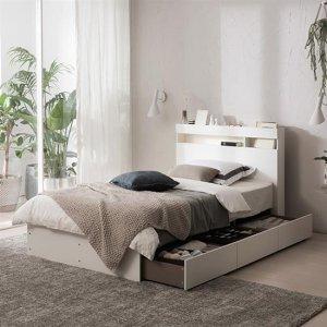 필로시 멀티수납 슈퍼싱글 침대(엔슬립 E3 SS)