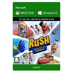 러시 디즈니픽사 어드벤쳐 문자발송 Xbox ONE / Win10