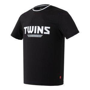 [티켓MD샵][LG트윈스] 키즈 베이직 티셔츠 (블랙)
