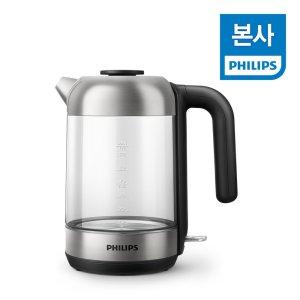 필립스 내열유리 무선 전기포트 5000시리즈 HD9339/80
