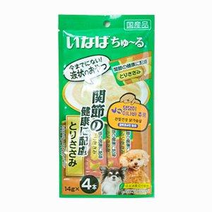 이나바 강아지 츄르 관절건강 닭가슴살(DS-114) 14gx4개입