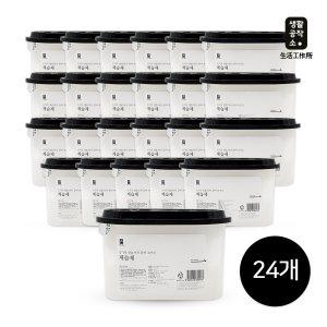 [생활공작소] 제습제 515ml x 24입 염화칼슘/습기제거