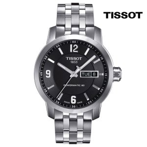 티쏘 PRC200 파워매틱 T055.430.11.057.00 39mm 메탈