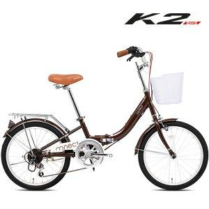2021 K2BIKE 미니벨로 접이식자전거 파블로20형 7단