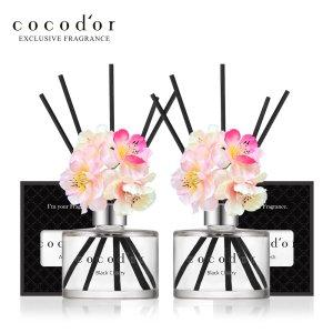 코코도르 벚꽃스틱 디퓨저 200ml X 2개
