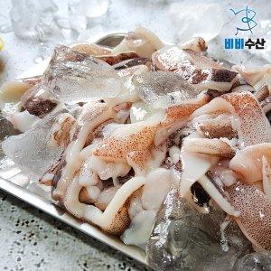 [수산쿠폰40%] 수협 오징어채 500g*2팩/국내산/냉동 비축품