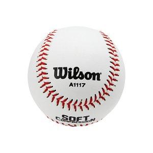 [윌슨] 안전 야구공(A1117) 낱개 1개