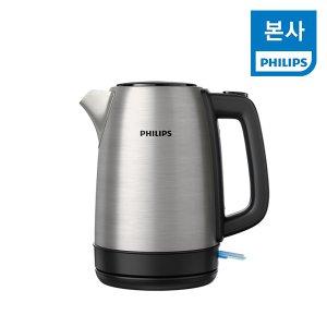 [10월20일 예약출고] PHILIPS 메탈 무선 주전자 HD9350/93