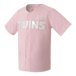 [티켓MD샵][LG트윈스] 패션 스티치 유니폼 (핑크)
