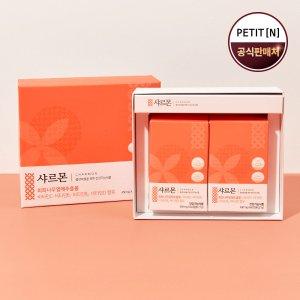 샤르몬 (4개월/240캡슐) 여성 갱년기 영양제 엄마선물