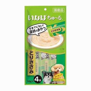 이나바 강아지 츄르 닭가슴살(D-102) 14gx4개입