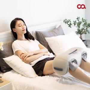 오아 듀얼 무릎 마사지기 온열 찜질 안마기 OA-MA025