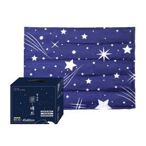 밤하늘 반려동물 쿨매트 중형 45x60cm