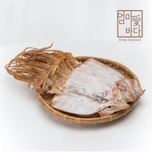 [수산쿠폰20%] 엄마애바다 마른오징어 20미 (1kg/1.2kg)