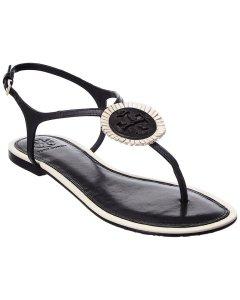 토리버치 프린지 가죽 샌들 Tory Burch Fringe Leather Sandal